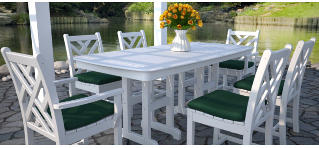 Polywood Outdoors Australia Beautiful Outdoor Furniture From Milk Bottles