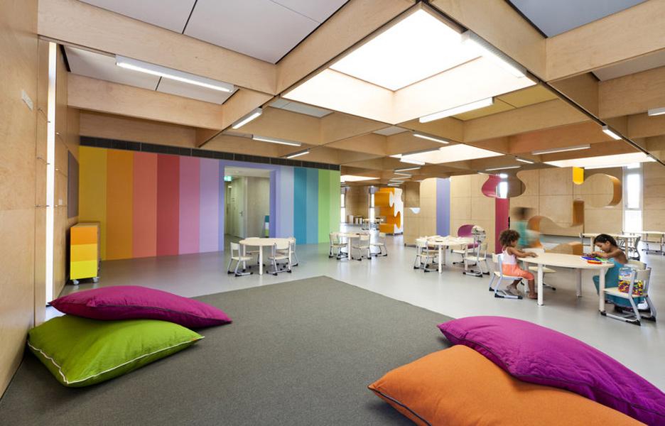 Sustainability award for a gorgeous kindy australian for Interior design awards
